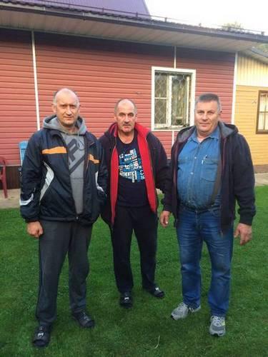 Три виноградаря