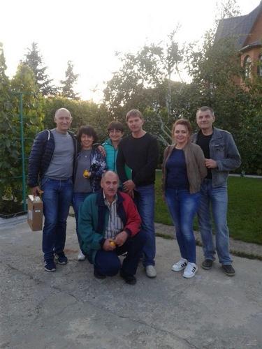 виноградник Михаила Гуцу