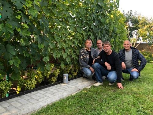 Слева направо: Сергей Ананченко, Сергей Андреев, Михаил Гуцу, Вадим Жилин